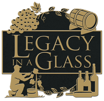 Legacy in a Glass - Logo