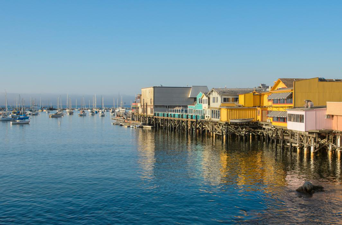 Monterey, City by the Bay
