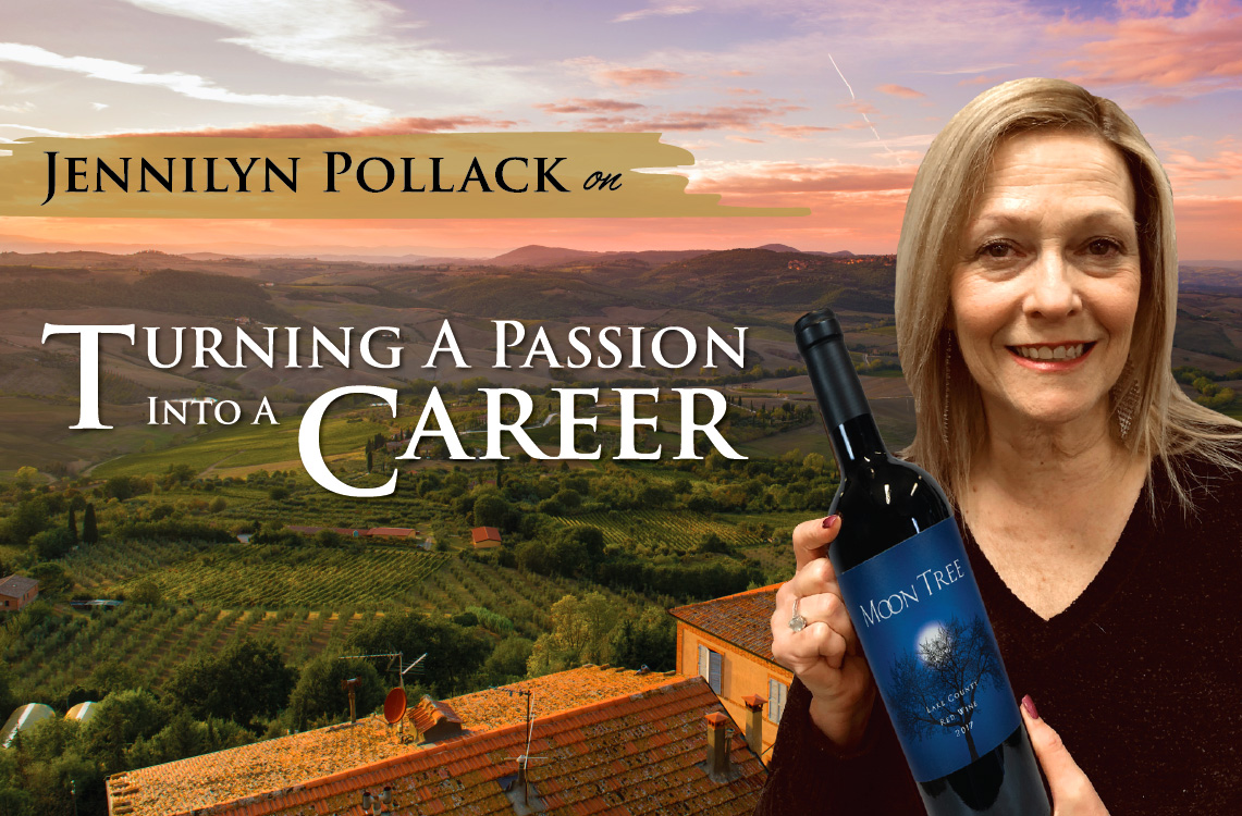 Jennilyn Pollack on Turning A Passion Into A Career