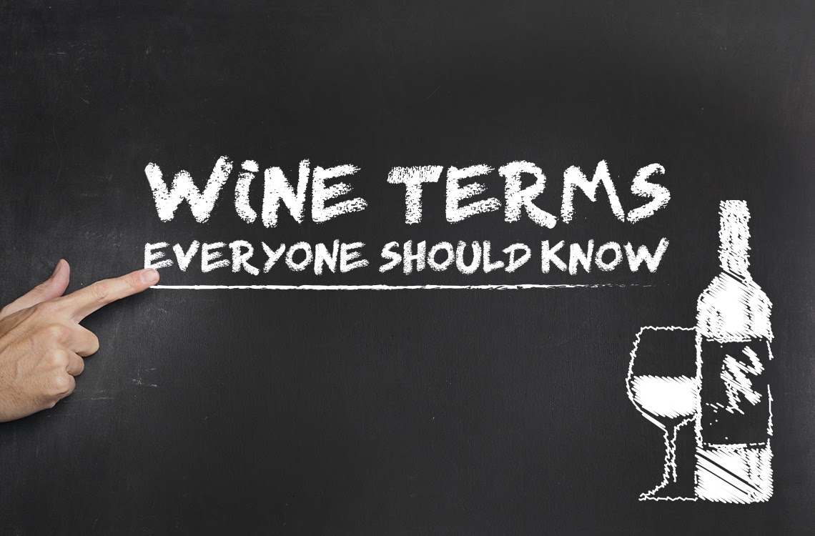 Legacy in a Glass - Wine Terms Everyone Should Know