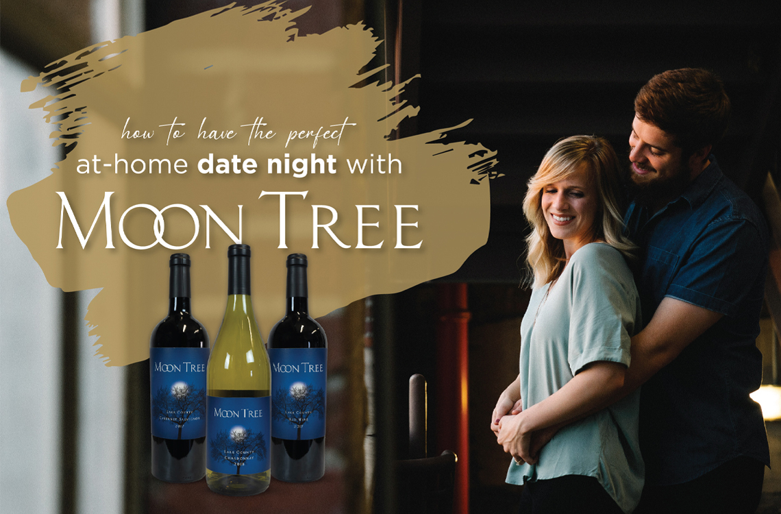 How to have the perfect at-home date night with Moon Tree