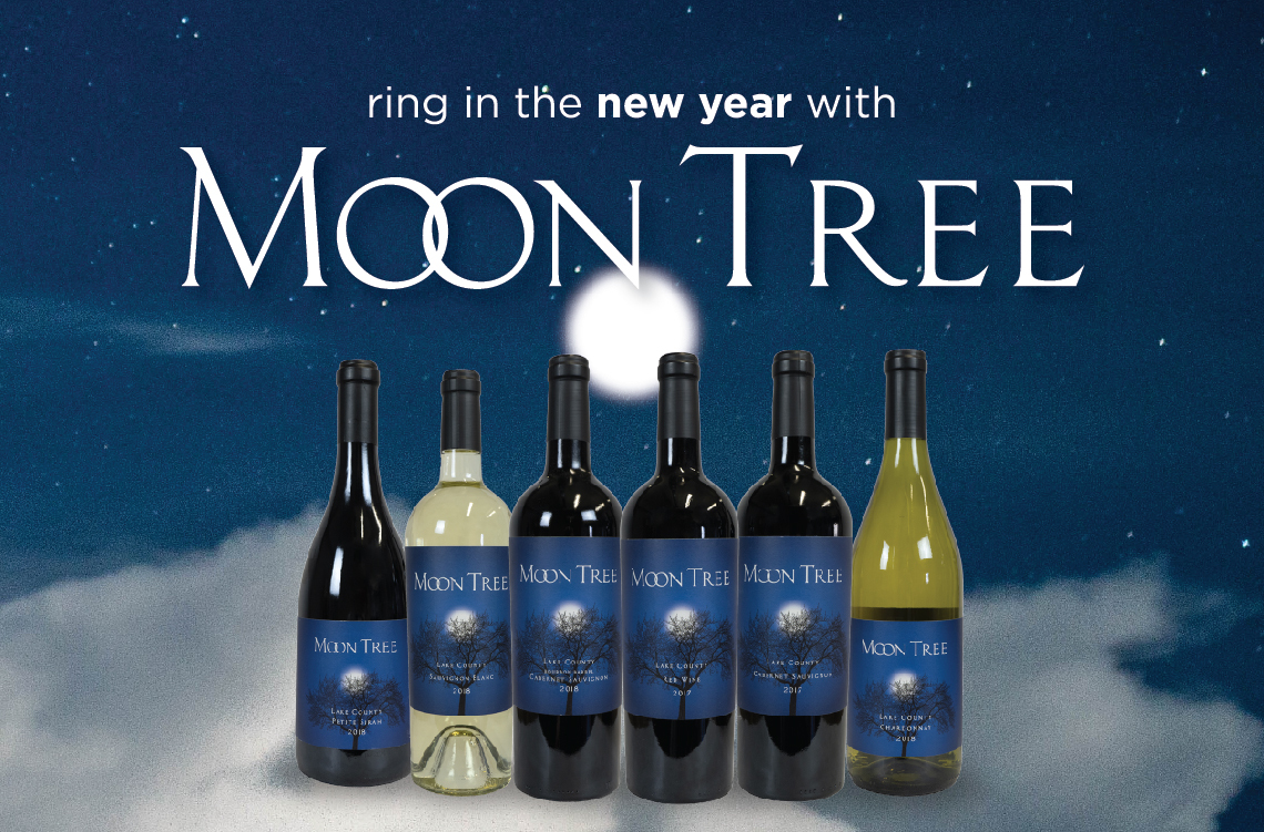 Ring in the New Year with Moon Tree