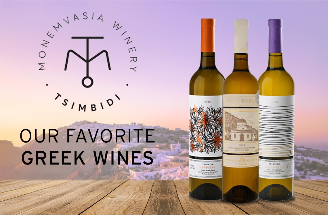 Opa! Enjoy Some of Our Favorite Greek Wines