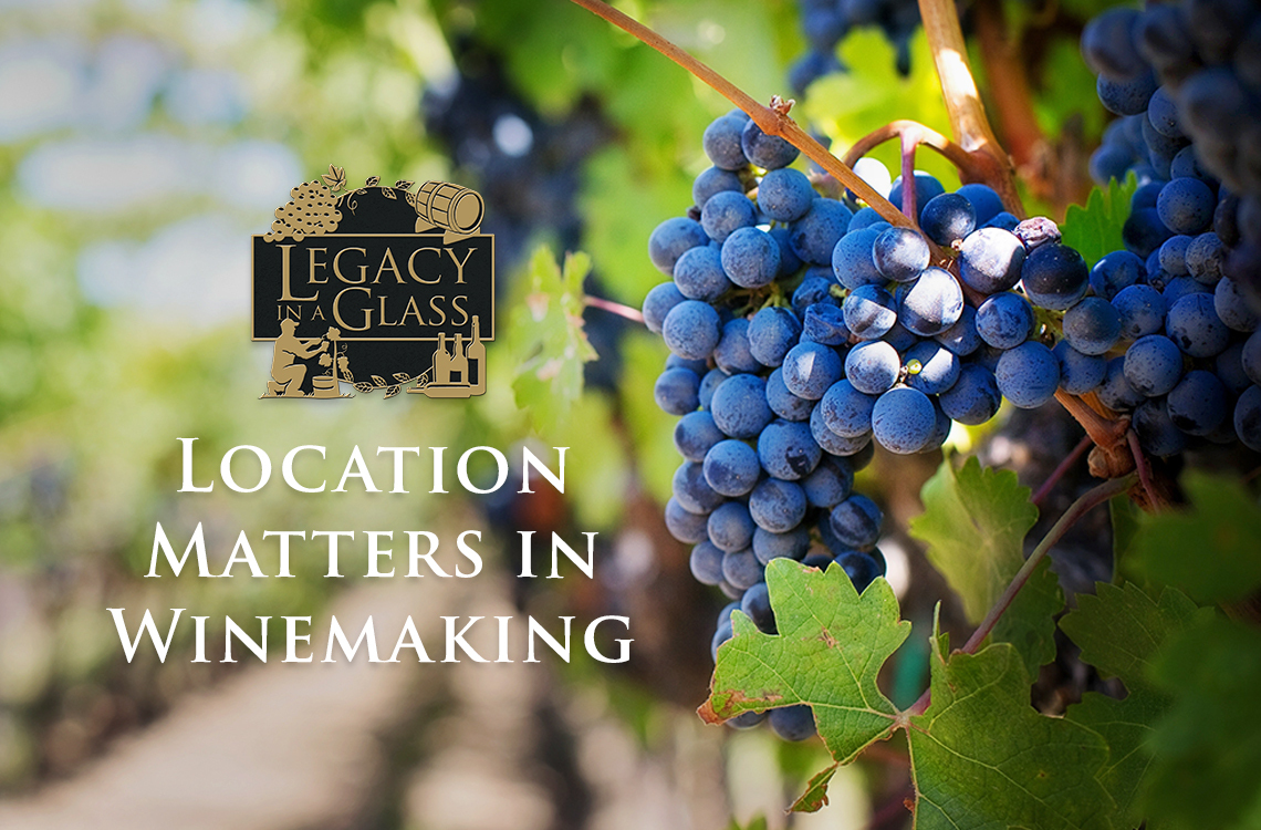 Location Matters in Winemaking